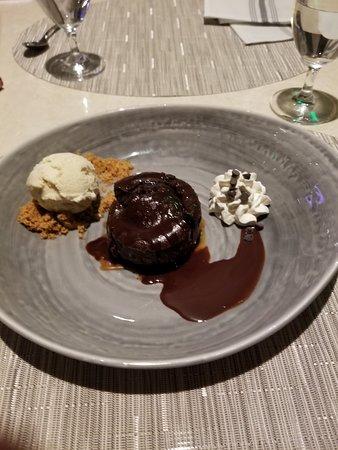 Middlebury, Коннектикут: Brownie with Ice Cream!