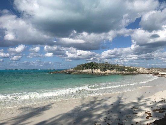 Little Exuma: Love this beach