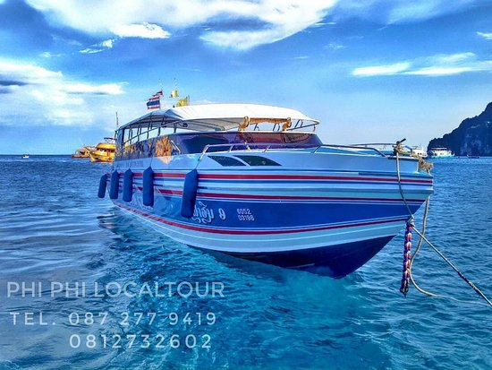 Phi Phi Local Tour
