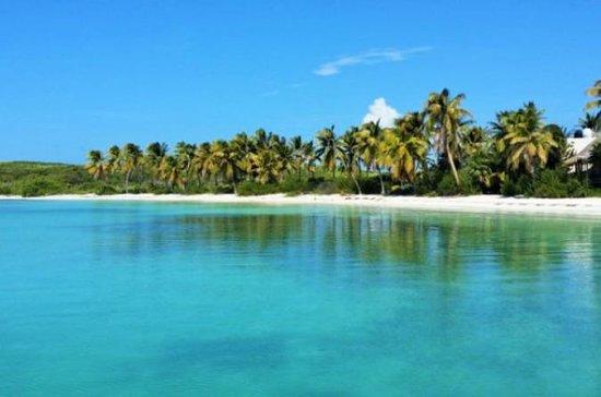 コントイ島日帰り旅行:イクスラチェ・リーフ(Ixlache Reef)でのシ…