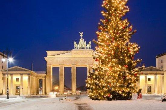 Spaziergang über die Berliner...