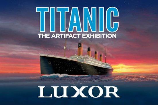 Titanic: Artefaktutställningen på ...
