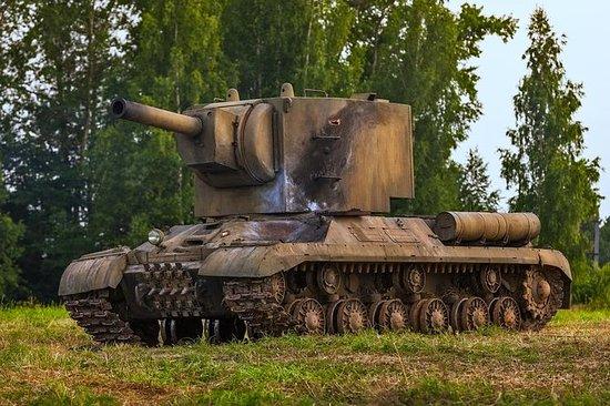 Private Tour: Kubinka Tank Museum...