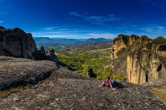 Caminhada de Meteora com transporte...