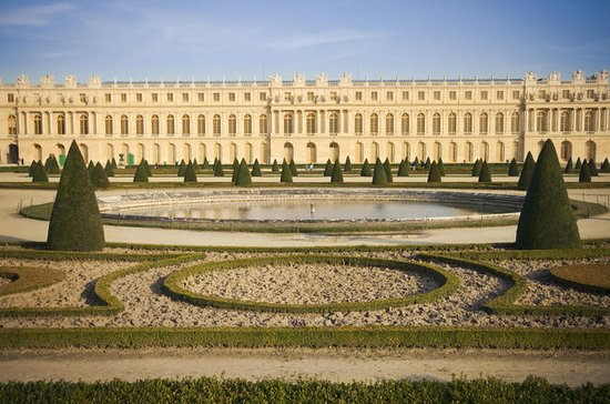 The Versailles Day Bike Tour from...