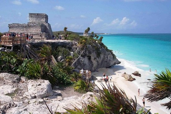 Départ de Riviera Maya pour Tulum...