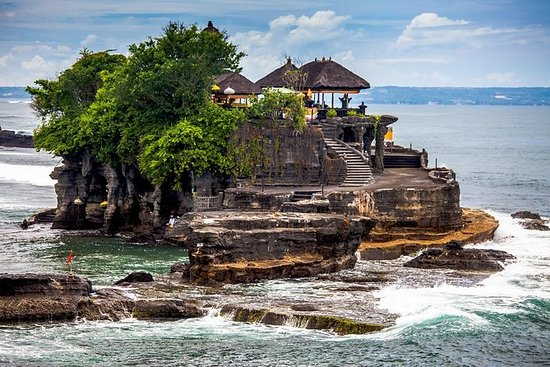 Bali Water Temples Tour: Tanah Lot...