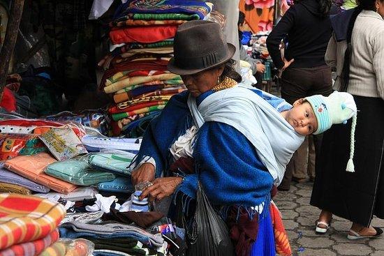 Otavalo Cayambe Equator Cuicocha...