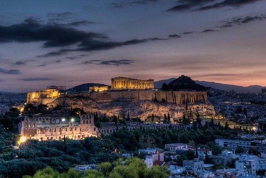 Visite d'Athènes en vélo électrique...