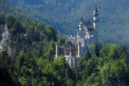 Full-Day Bavarian Castles Tour from...