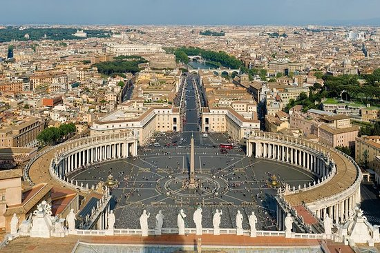City Tour del Vaticano: Museos...