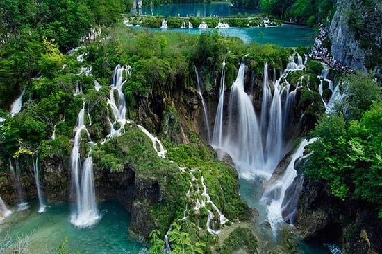 Plitvice Lakes National Park Full-Day...