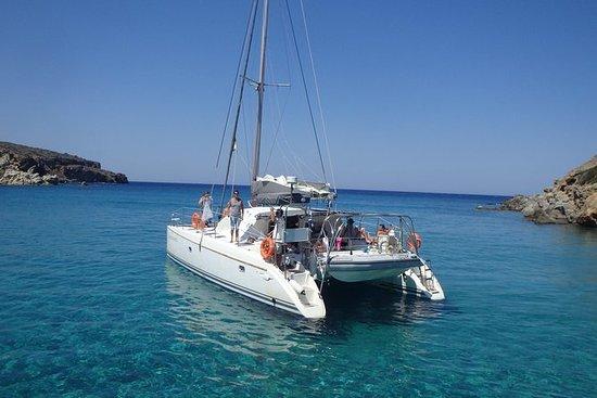 Tour in Barca a Vela di Milo con