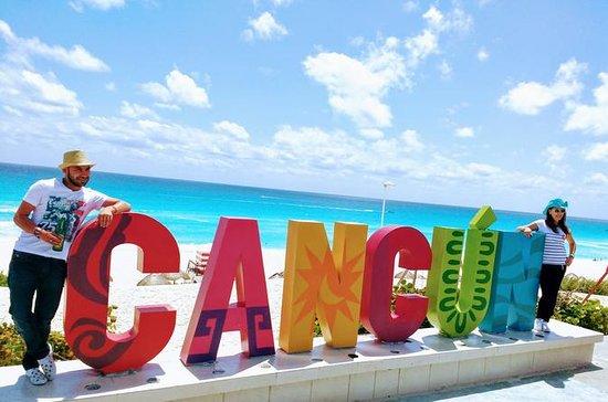Compras e city tour por Cancun...