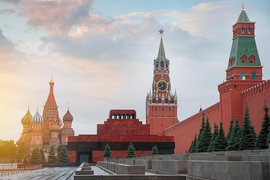 3 Hour Kremlin Tour with Local...