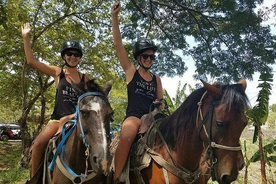 Ridetur på Rancho Los Cacaos
