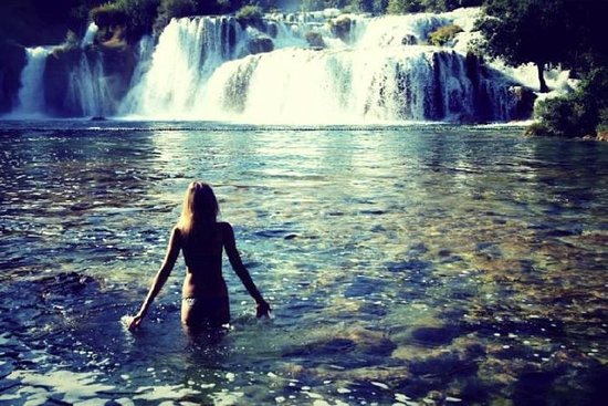 FROM ZADAR TO KRKA WATERFALLS...