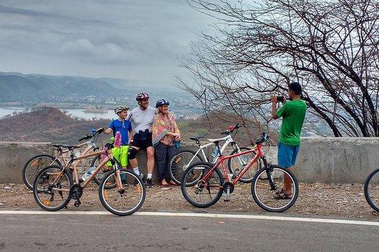 Nahargarh sykkeltur i Jaipur