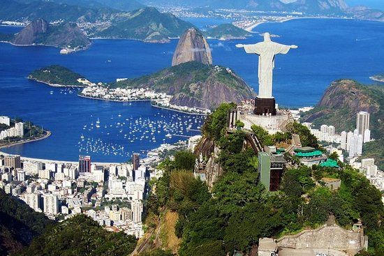 Highlights of Rio Full-Day Tour with...