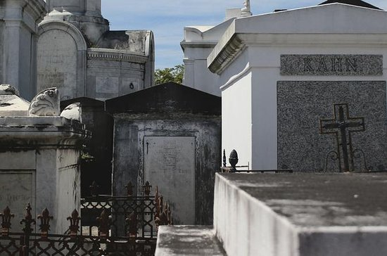 St. Louis Cemetery Infamous City of...