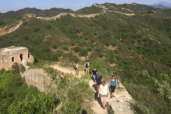 China Wild Great Wall Escursione di