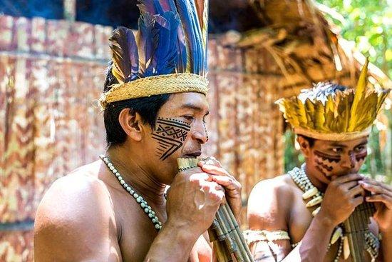 Mari Mari Cultural Village-Exciting...