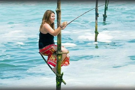 Galle Day Trip With Stilt fishing...