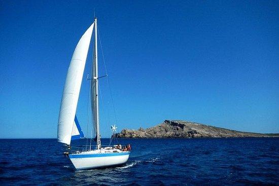 Gita di un giorno a vela a Minorca