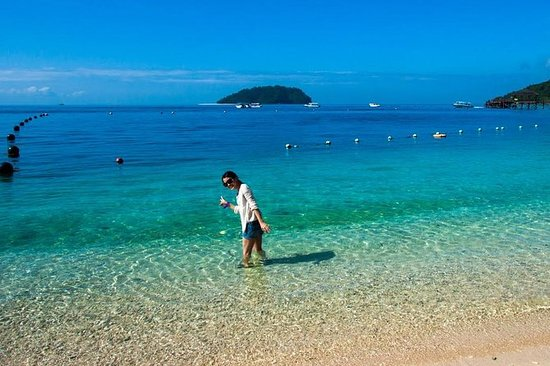 Recorrido por las islas (2 islas...
