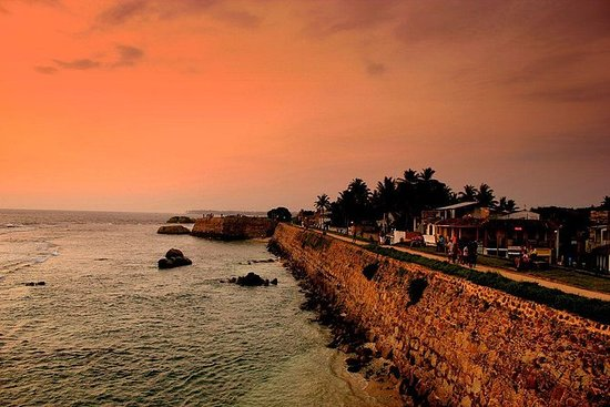 Galle Fort & Jungle Beach Day Trip...