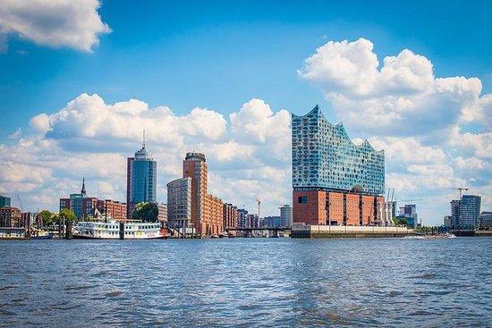 Visite à pied de Hambourg