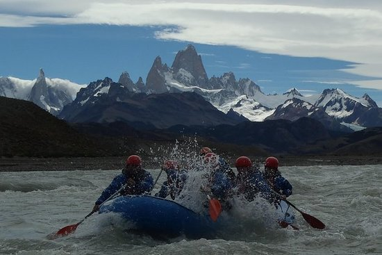 Rafting El Chalten Meio Dia