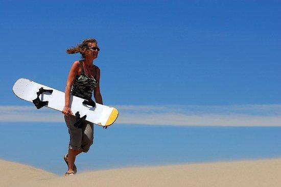 Buggies y Sandboard de Paracas Private