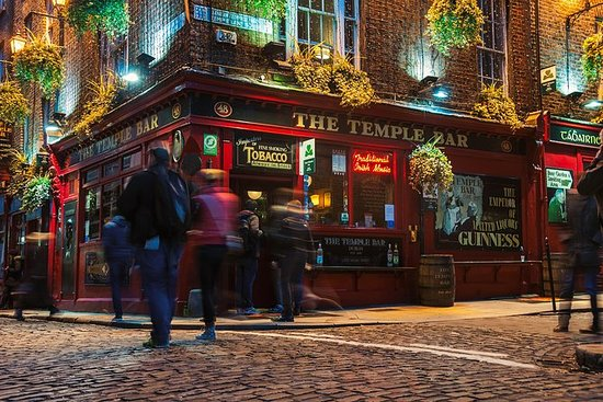 The Irish pub experience 사진