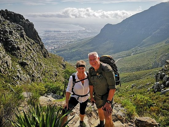 Table Mountain Half Day Hike...