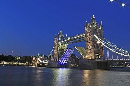 伦敦之夜私人出租车之旅