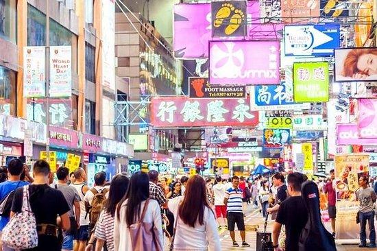 MERCADOS DE HONG KONG MONG KOK
