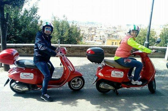 Vespa Tour: Det beste av Roma (3...