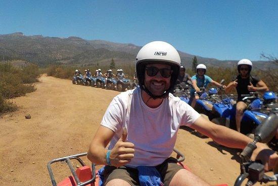 3-timmars Quad Bike Forest Ride från ...