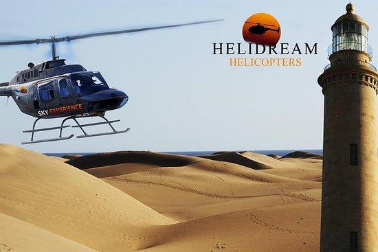 Gran Canaria Helikopterutflukter