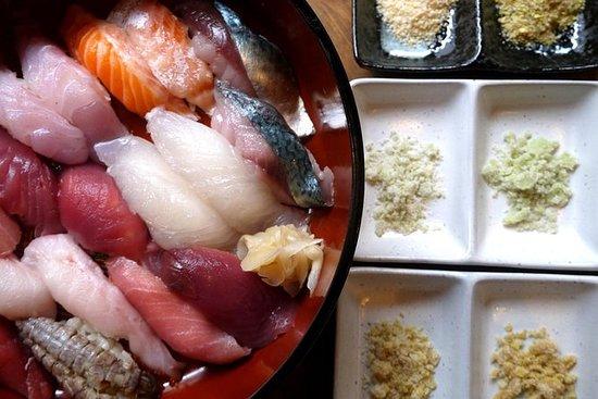 Supreme Sushi Breakfast and Insider...