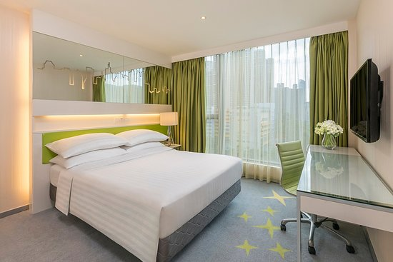 Nice Meals But Rooms Are Small Review Of Dorsett Tsuen Wan