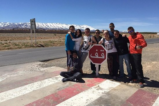 Dagstur til Meknes & Volubilis liten gruppe: Day trip to Meknes & Volubilis small group