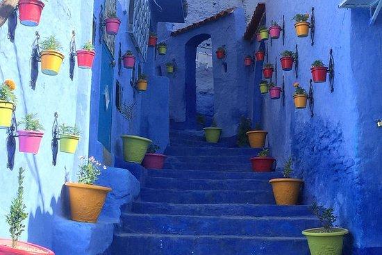 Dagstur fra Fez til Chefchaouen