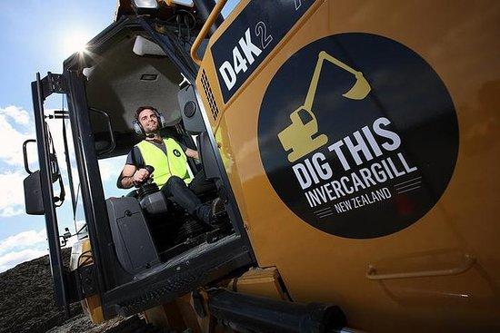 Big Dig Excavator, Dig This...