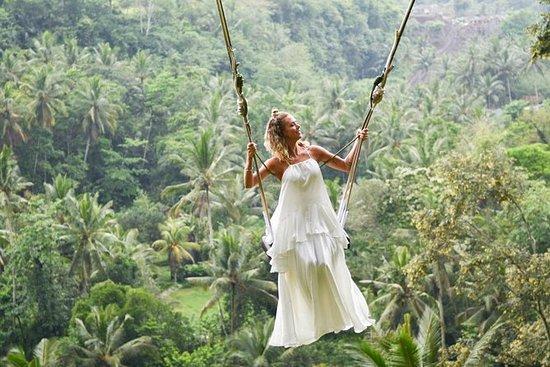 Excursion au volcan Swing à Bali...