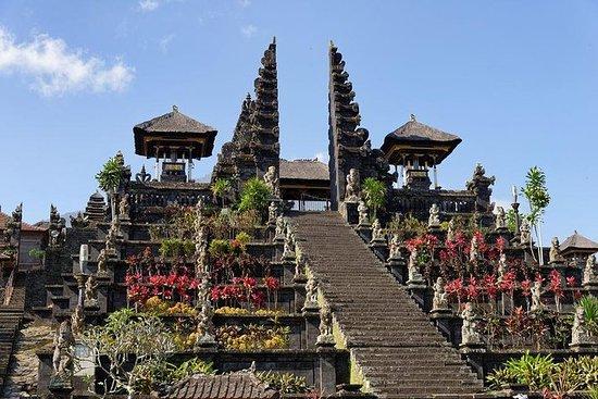 Excursion privée à Bali: visite du...