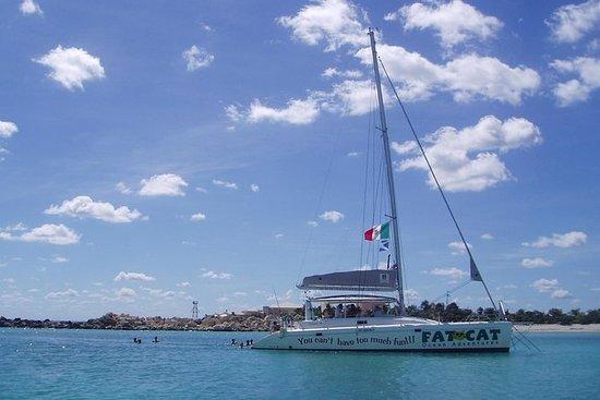 Riviera Maya Catamaran Adventure...