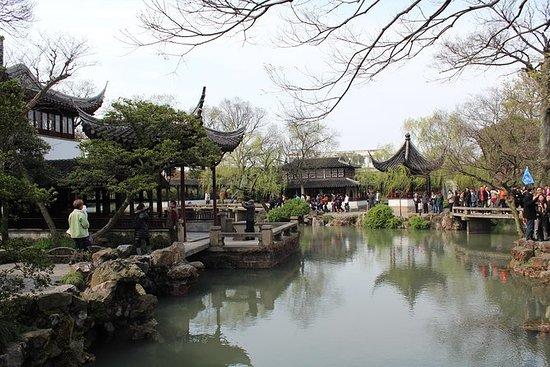 Private Day Tour naar Suzhou vanuit ...