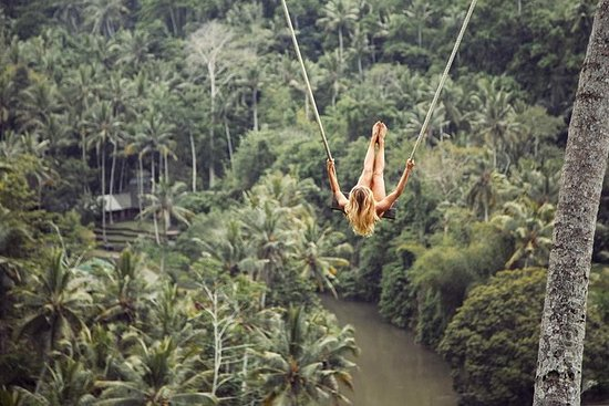 Bali Swing and Kintamani Volcano Tour